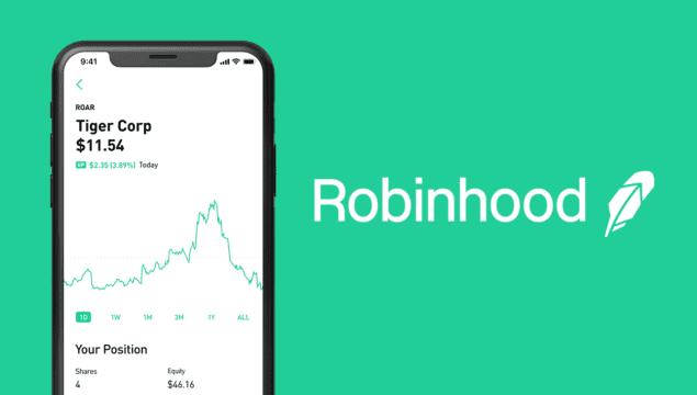 Robinhood - Smartphone