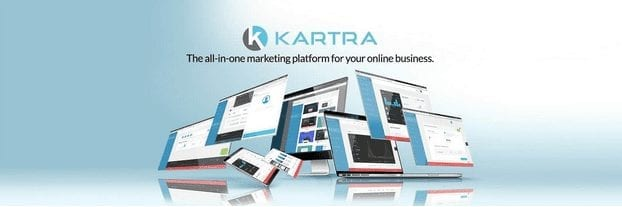 all in one web builder kartra