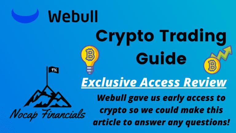 Crypto On Webull