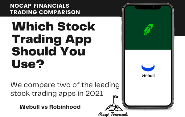 which stock trading app should you use? webull vs robinhood