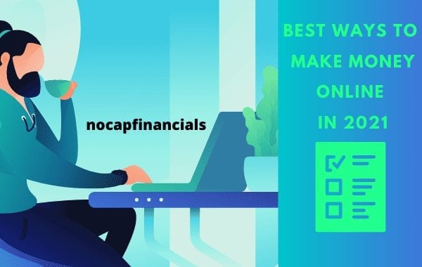 Best Ways To Money Online