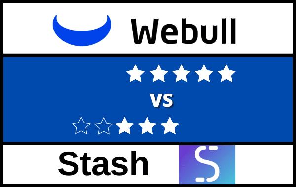 webull vs stash