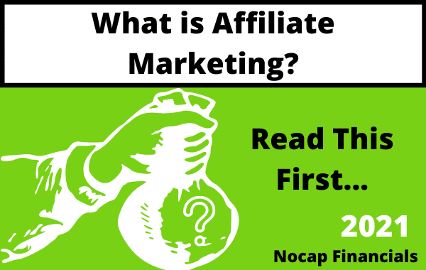 What is Affiliate Marketing Article (1)